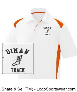 Coaches Polo Design Zoom